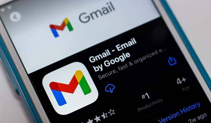 Gmail Application